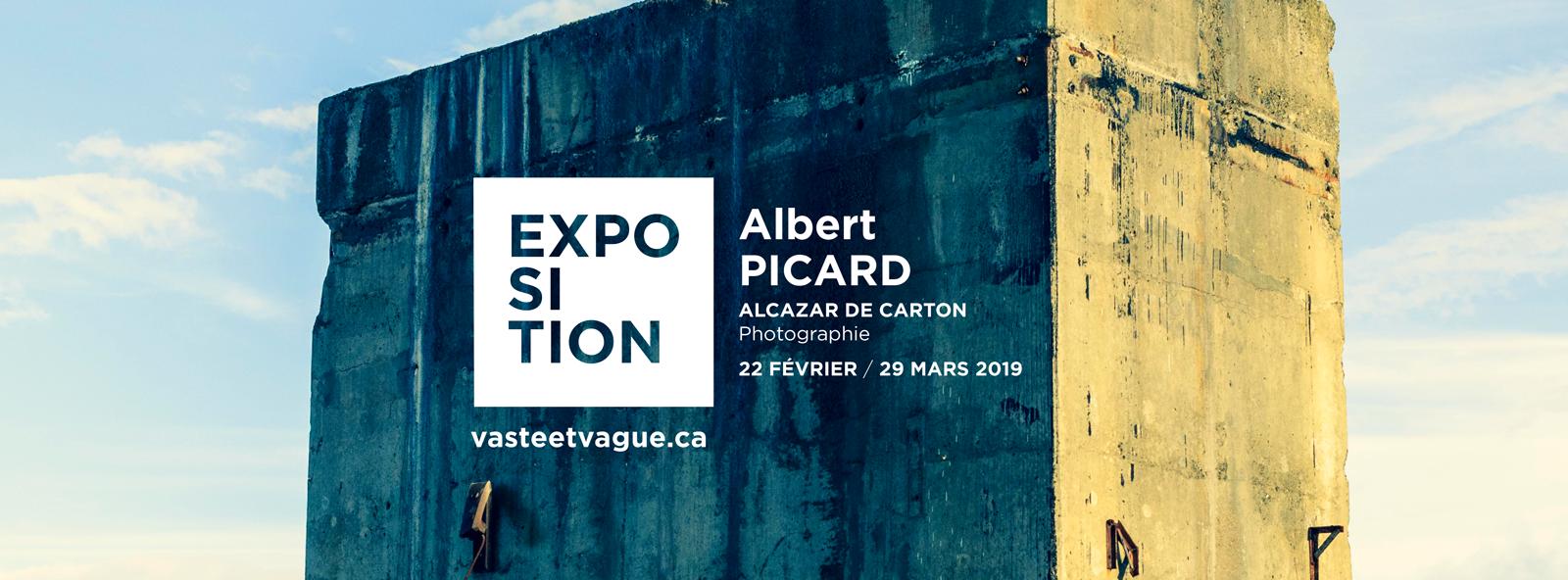 Albert PICARD | ALCAZAR DE CARTON | Photographie