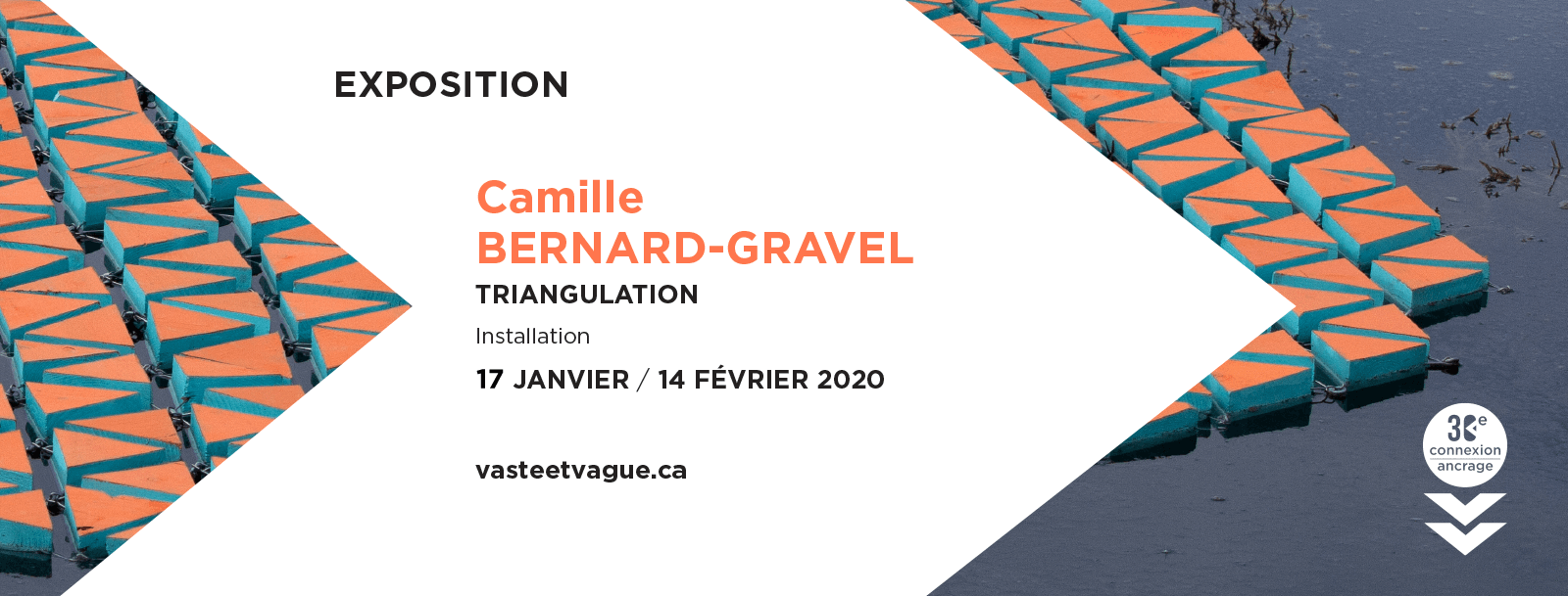 TRIANGULATION | Installation Camille BERNARD-GRAVEL